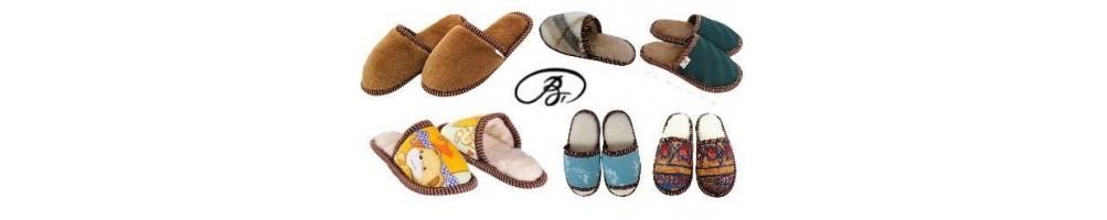 Тапочки модные из Натуральной шерсти!